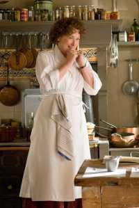 Meryl Streep as Julia Child