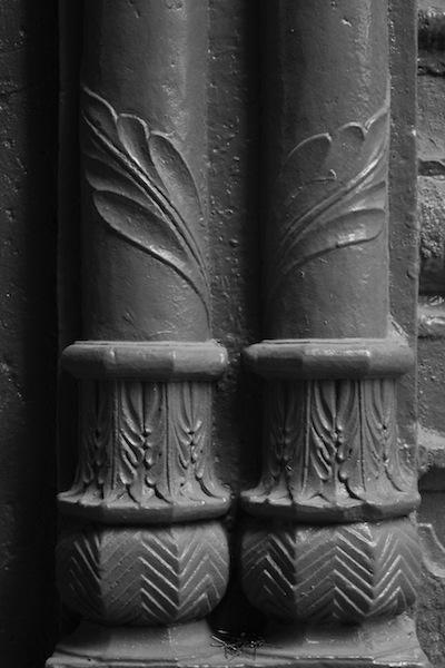 carved leaves