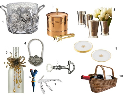 bar accessories